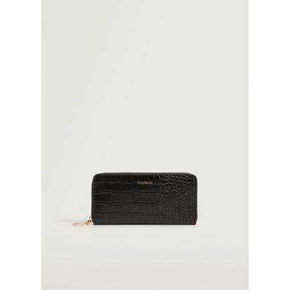 財布 .-- AGUSTIN (ブラック)