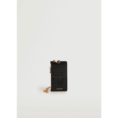 カードケース .-- GINGER (ブラック)