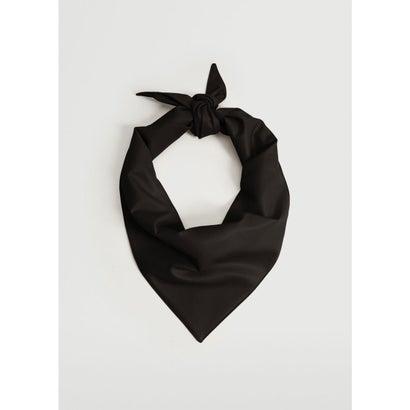 スカーフ .-- MACONDO (ブラック)