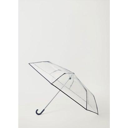 傘 .-- TRANSPA (ナチュラルホワイト)
