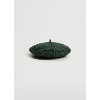 ベレー帽 .-- BOINI (ブライトグリーン)