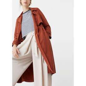 MANGO Modal trench (medium orange)