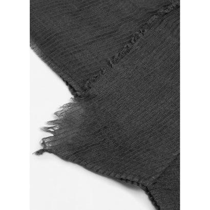 スカーフ . HUSTON8 (ブラック)