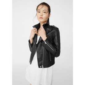 ライダースジャケット ETOILLE2 (ブラック)
