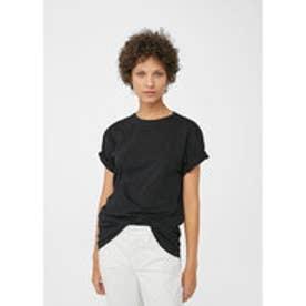 Tシャツ Organic cotton t-shirt (ブラック)