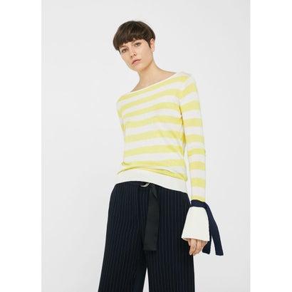 セーター .-- LENON (ミディアムイエロー)