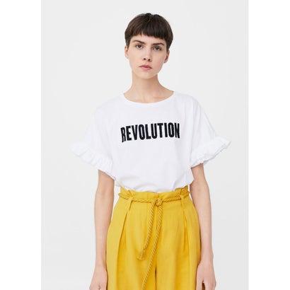 Tシャツ .-- PINI (ホワイト)