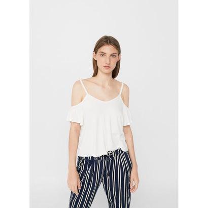 Tシャツ .-- MERCH (ホワイト)