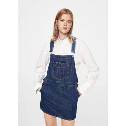 ミニジャンパースカート .-- CLASSIC (オープンブルー)