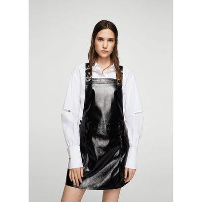 ジャンパースカート .-- PICHI (ブラック)
