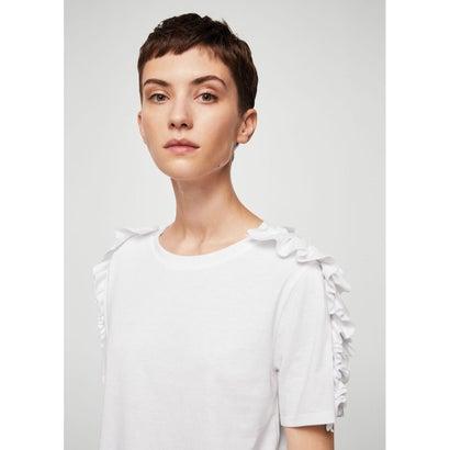 Tシャツ .-- ESPI (ホワイト)