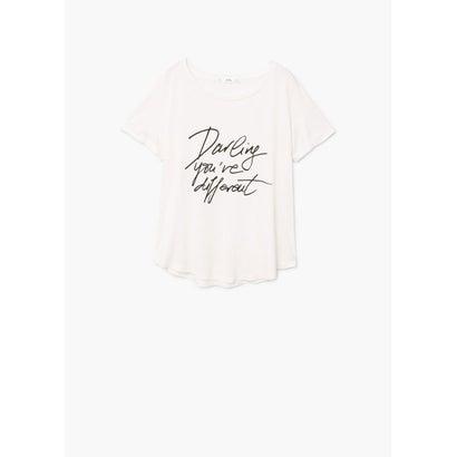 Tシャツ .-- SCRIPT (ブラック)