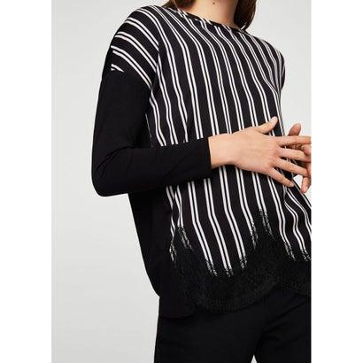Tシャツ .-- PESPU (ブラック)