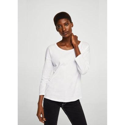 Tシャツ .-- SACO (ホワイト)