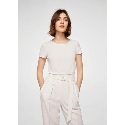 Tシャツ .-- RIBIRIBI (ホワイト)