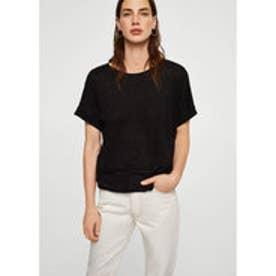 Tシャツ .-- SILVITIS (ブラック)