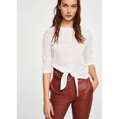 Tシャツ .-- LENA2 (ナチュラルホワイト)
