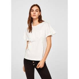 Tシャツ .-- LIVE (ナチュラルホワイト)