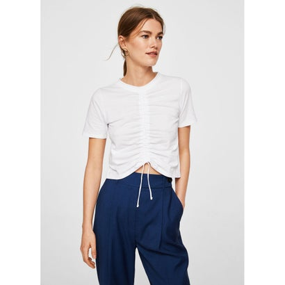 Tシャツ .-- FRUNCI (ホワイト)