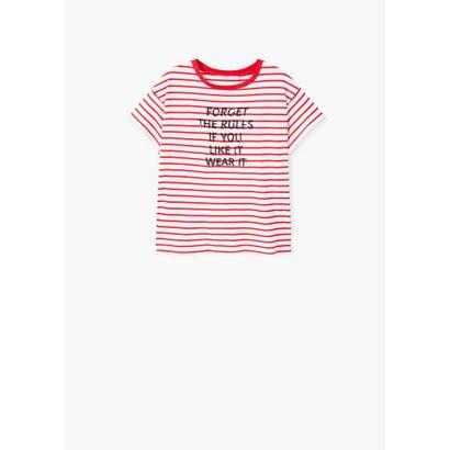 Tシャツ .-- SEQUIN (レッド)