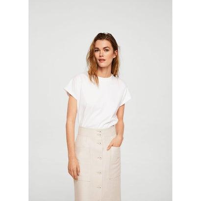 Tシャツ .-- PERKIJU (ホワイト)