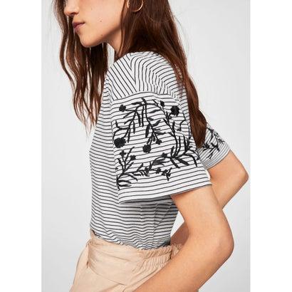 Tシャツ .-- INDU (ネイビーブルー)