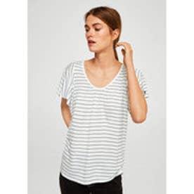 Tシャツ .-- POTI2 (ネイビーブルー)