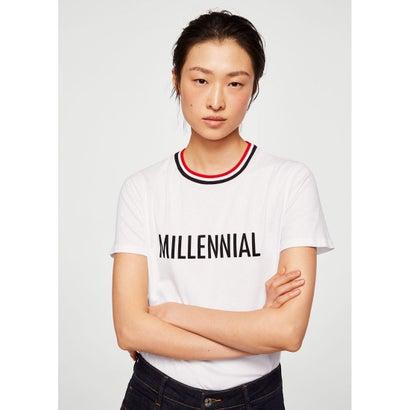 Tシャツ .-- CESTERO (ホワイト)