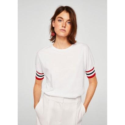 Tシャツ .-- RIBIN2 (ホワイト)