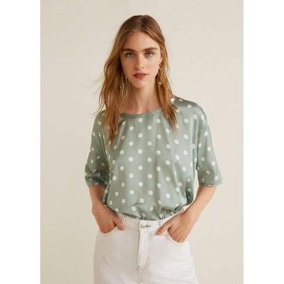 Tシャツ .-- CHEMI (グリーン)