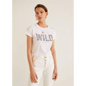 Tシャツ .-- ILUSTRA3 (ホワイト)