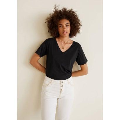 Tシャツ .-- CHALA (ブラック)