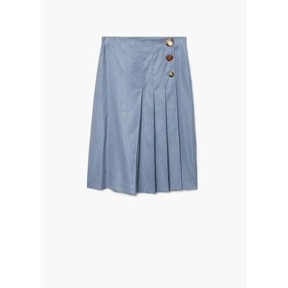 スカート .-- LINUS (グレー)