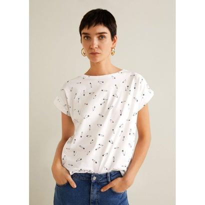 Tシャツ .-- CHALONEW (ホワイト)