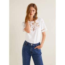 Tシャツ .-- TROC (ナチュラルホワイト)
