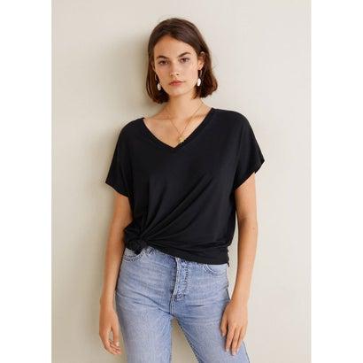 Tシャツ .-- RIBY1 (ブラック)