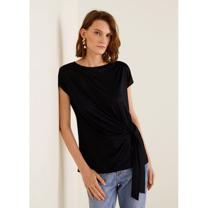 Tシャツ .-- PARISIE2 (ブラック)