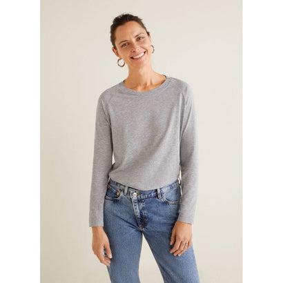 Tシャツ .-- OCASO3 (ミディアムグレー)