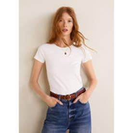 Tシャツ .-- BASIC (ホワイト)