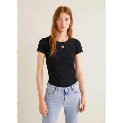 Tシャツ .-- BASIC (ブラック)