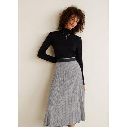 スカート .-- PLEAT (ブラック)