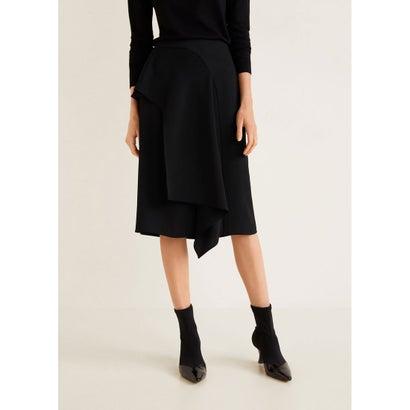 スカート .-- BLANE (ブラック)