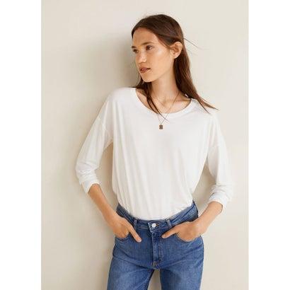 Tシャツ .-- MIA (ホワイト)