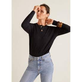 Tシャツ .-- OCASO3 (ブラック)