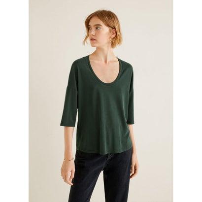 Tシャツ .-- DRAP2 (グリーン)