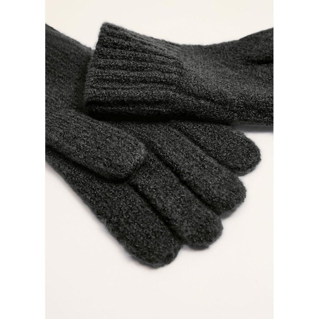 手袋-SAMMI(ダークグレー)