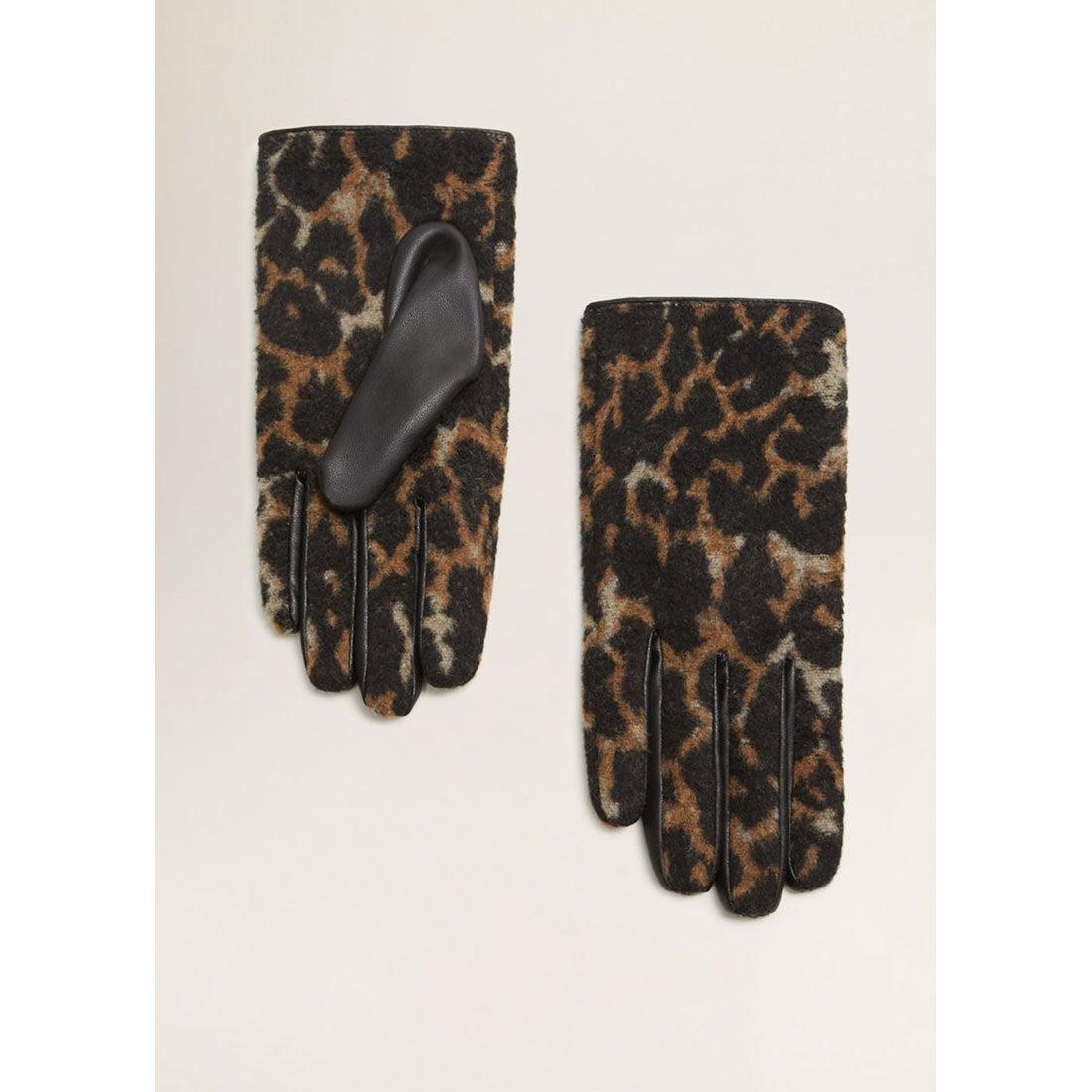 手袋-LEOPARDI(ブラック)