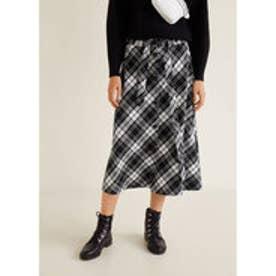スカート .-- FLAMA (ブラック)