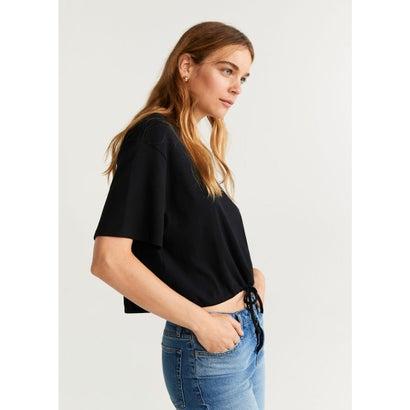Tシャツ .-- SEBASTIA-H (ブラック)
