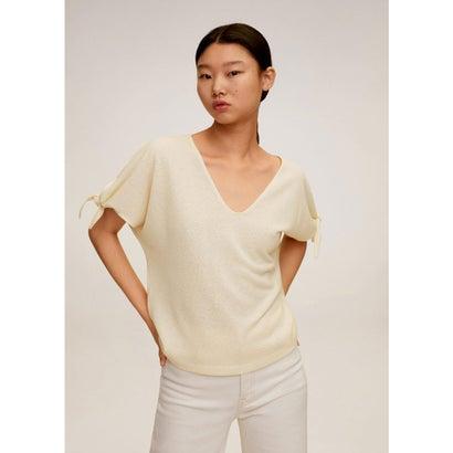 Tシャツ .-- NUDITO (ライトベージュ)